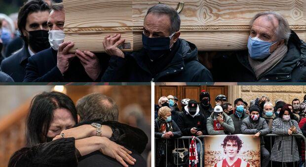 Paolo Rossi tra poco funerale a Vicenza: ci saranno gli azzurri del Mundial