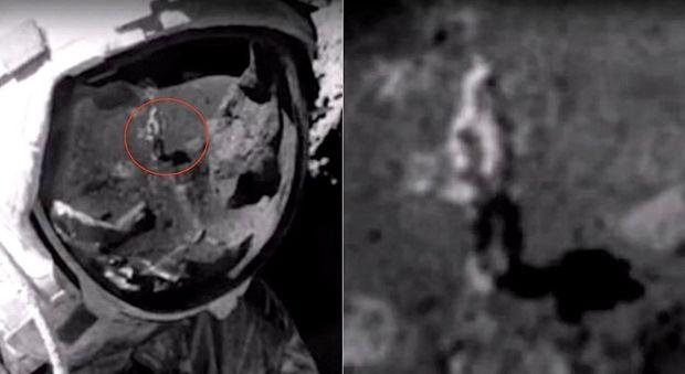 «L'uomo non è mai andato sulla Luna», la tesi dei complottisti: «Ecco le prove»