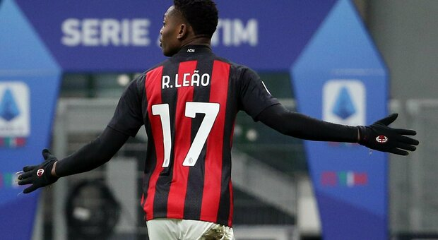 Leao e Kessiè rilanciano il Milan: 2-0 al Torino