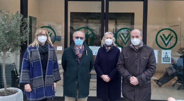 Villa Verde, trincea contro la diffusione del virus: «Clinica sanificata, cresce l'offerta nel Fermano»