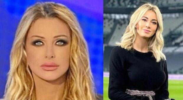 Paola Ferrari contro Diletta Leotta: «Non rappresenta le giornaliste italiane, un affronto quando si usa il corpo così»