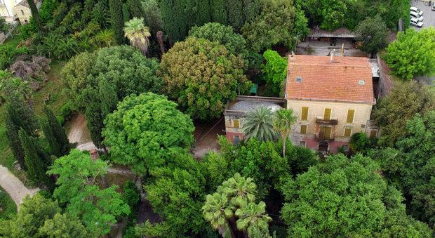 Villa e parco Cerboni Rambelli a San Benedetto