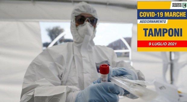 Coronavirus, i nuovi positivi nelle Marche scendono a 19: quasi tutti infettati da amici e parenti