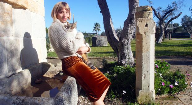 Isabella Potì foto di Ivan Tortorella