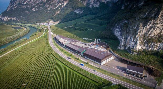 Un impianto a biometano