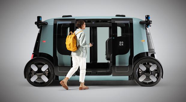 Zoox, la start up acquisita da Jeff Bezos per produrre un'auto a guida autonoma