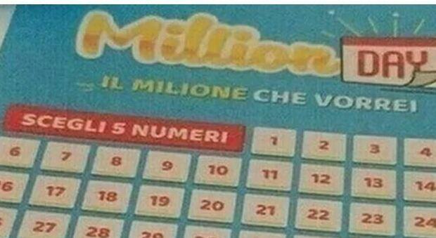 Million Day, un altro assalto al colpo grosso: alle 19 le estrazioni