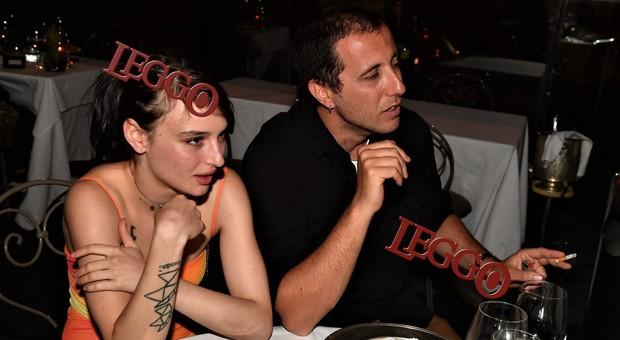 Baby 3, Alice Pagani e Andrea De Sica insieme a cena a Roma