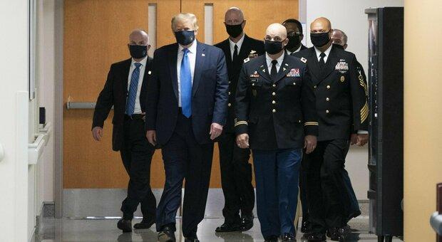 Trump, la cura è un