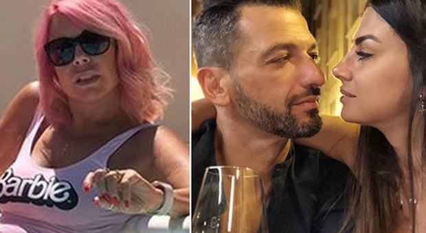 Anna Pettinelli, Pago e Serena Enardu (Instagram)