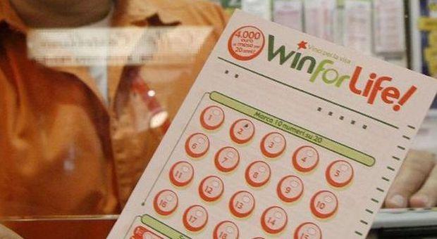 Vince un milione al Win for life ma rischia di perdere ogni centesimo