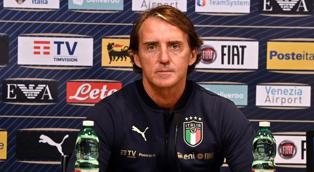 Italia-Olanda, due casi sospetti tra gli azzurri: slitta la conferenza stampa del ct Mancini