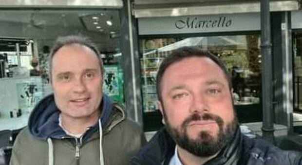 Fabrizio Furlani nuovo presidente Atc1 e l'assessore regionale Mirco Carloni