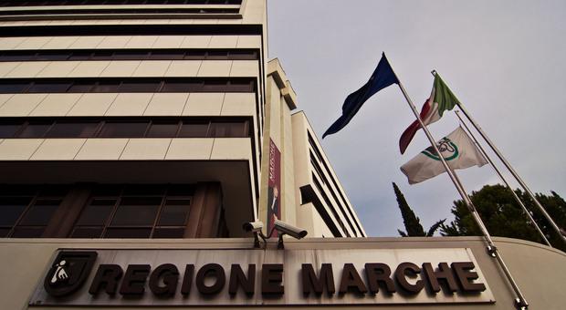 La sede della Regione Marche