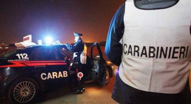 I carabinieri (foto d'archivio)
