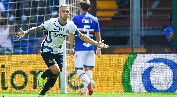 Sampdoria-Inter, le pagelle: il capolavoro di Dimarco, ma c'è anche Augello. Inzaghi strappa la sufficienza