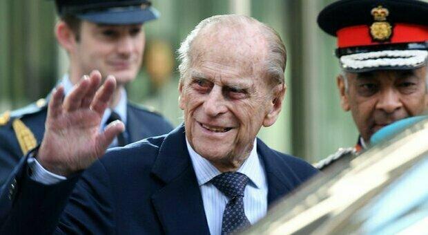 Il Principe Filippo, 99 anni