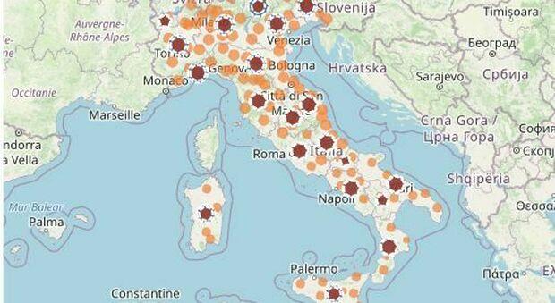 Covid Italia, bollettino oggi 22 novembre: nuovi contagi (28.337) e morti (562) in calo, rapporto tamponi-positivi al 15%