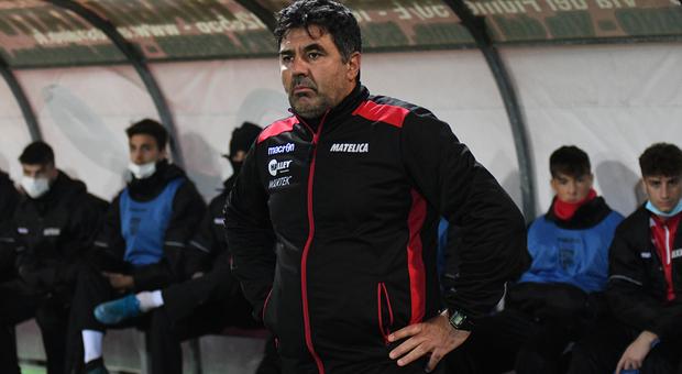 Gianluca Colavitto, tecnico del Matelica