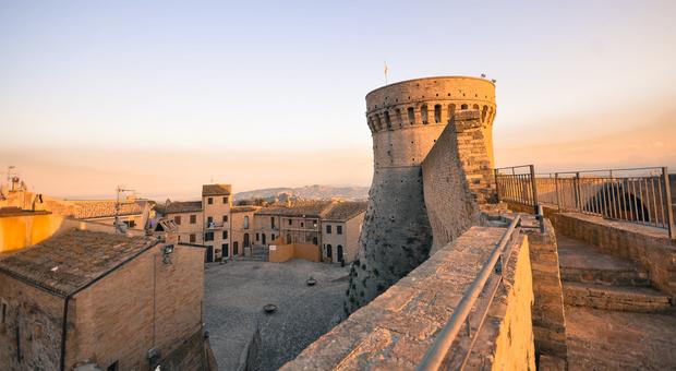 La Rocca di Acquaviva Picena, capolavoro di architettura militare rinascimentale