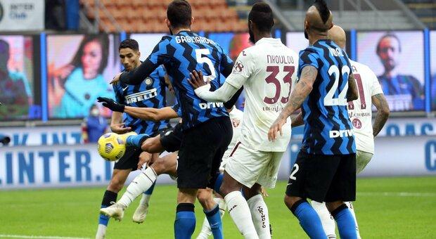 Inter-Torino, i voti: Sanchez risveglia i nerazzurri, Lukaku abbatte i granata