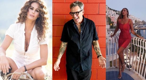 Samantha De Grenet, Filippo Nardi e Sonia Lorenzini sono i nuovi vip che entreranno nella casa del Grande Fratello