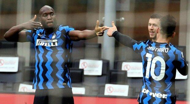 Milan-Inter 0-3: per Conte è fuga scudetto. Decide la Lu-La. Pioli sbatte su Handanovic