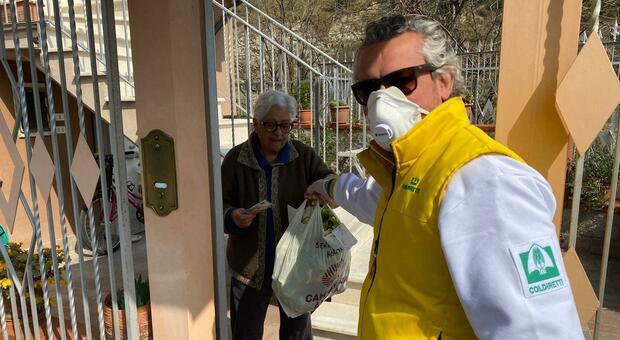 Coronavirus, Coldiretti Marche:gli agricoltori di Campagna Amica Marche già pronti per le consegne a domicilio