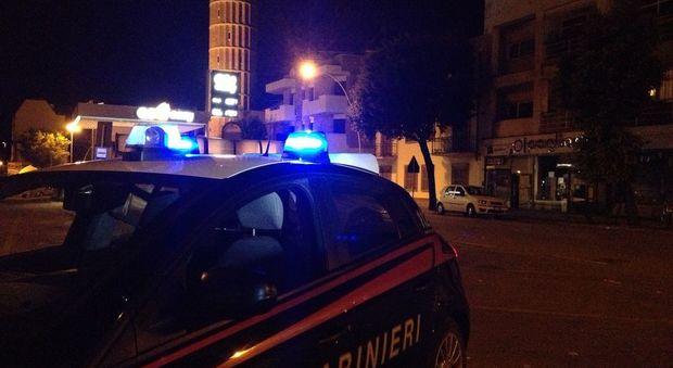 I carabinieri di Civitanova
