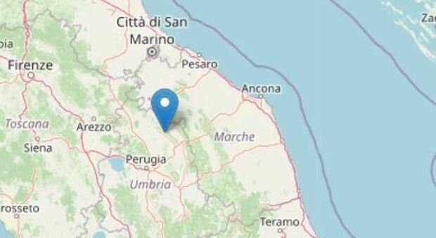 La terra trema, scossa di terremoto di magnitudo 4.0: tanta paura nel Fabrianese