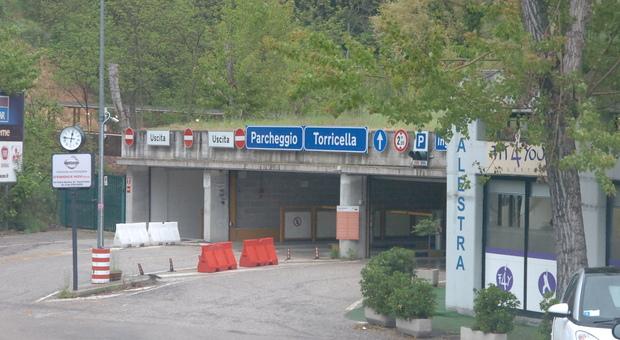 Il parcheggio di Porta Torricella