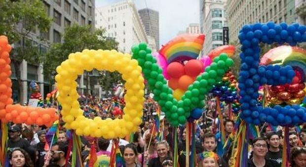 Un gay pride