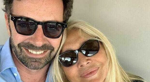Mara Venier, pranzo con Alberto Matano dopo il dramma dell'operazione e la «paresi a tutta la faccia»