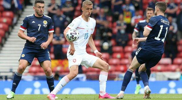 Scozia-Repubblica Ceca 0-1