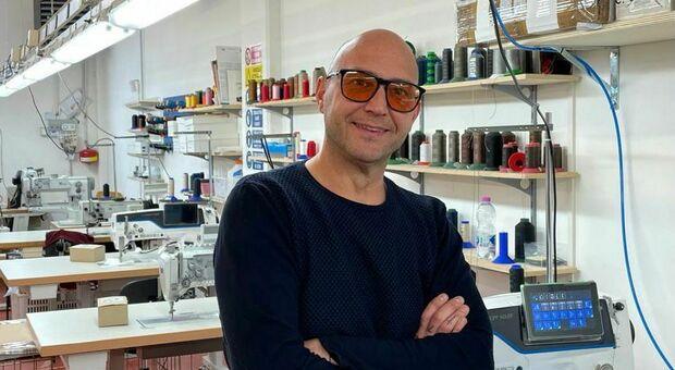 L imprenditore Paolo Mattiozzi di Studio Immagine