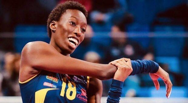 Paola Egonu porterà la bandiera olimpica alla cerimonia di apertura: «Onorata»