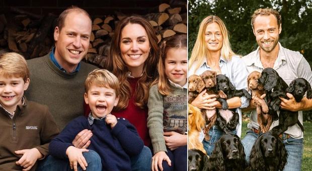 William e Kate, ecco il nuovo cucciolo dopo la morte di Lupo: tutto merito di James Middleton...