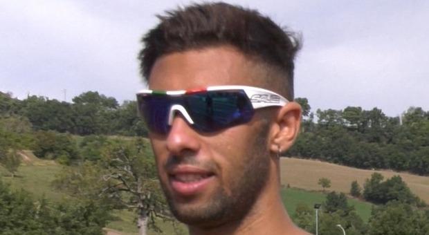 Ahmed Abdelwhaed, atleta già tesserato con il Cus Camerino