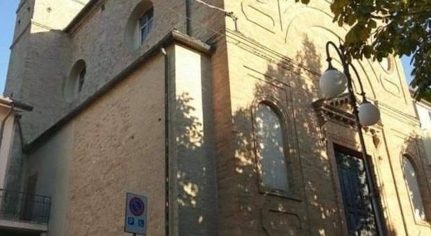 La chiesa di Santa Lucia di Piagge