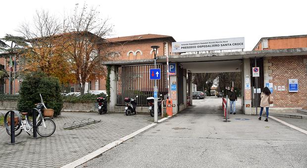 L'ospedale Santa Croce di Fano