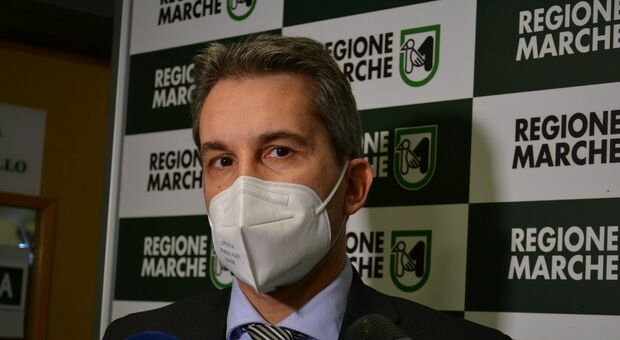 L assessore Francesco Baldelli