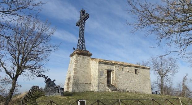 La chiesa di San Michele sul Monte Sant'Angelo