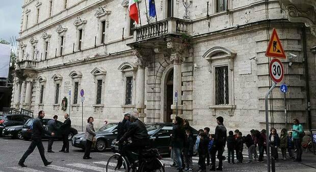 Palazzo San Filippo sede della Provincia di Ascoli