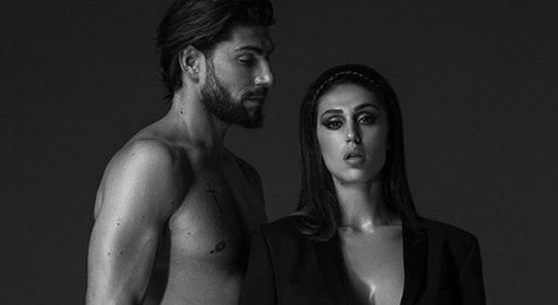 Cecilia Rodriguez e Ignazio Moser, la foto nudi fa impazzire i fan: «Che lato B di marmo...»