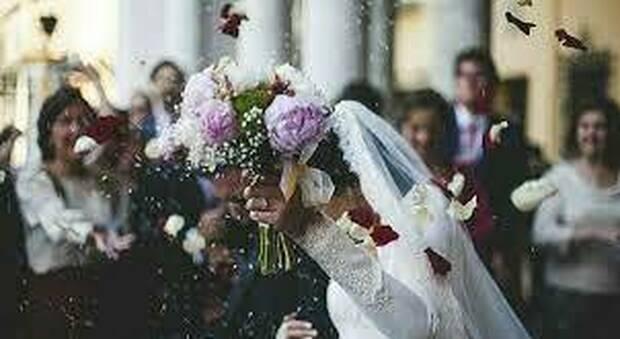 Matrimoni, ancora problemi a causa della pandemia di Coronavirus