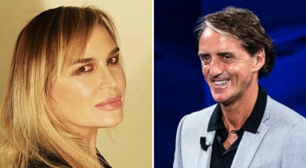 Lory Del Santo e la notte con Mancini: «Dopo quella cena feci una scelta tra lui e Vialli»