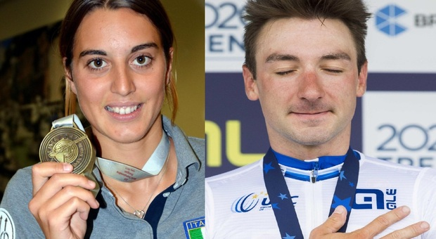 Tokyo 2020, saranno Elia Viviani e Jessica Rossi i portabandiera azzurri ai Giochi