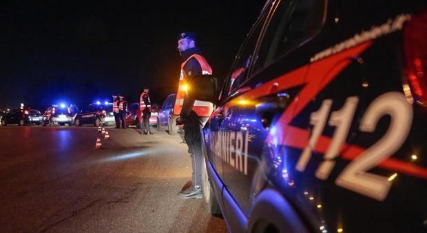 Montefiore, scappa dalla comunità Carabinieri arrestano quarantenne