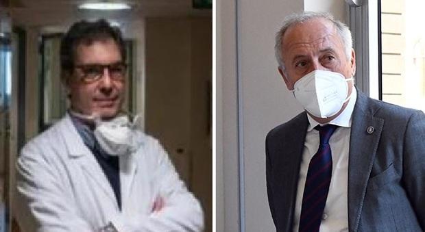Regione contro i sanitari no vax, l'applauso del virologo Clementi: «Giusto rivalersi in caso di guai»