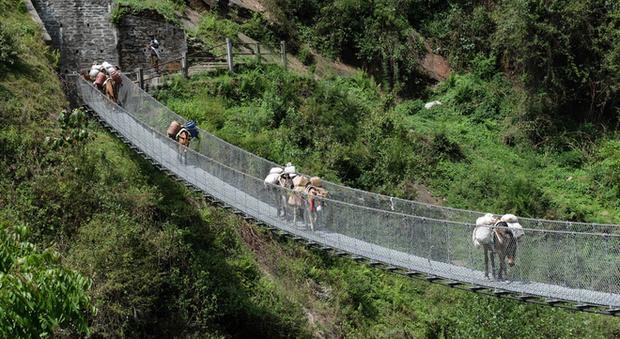 Nepal, ecco i trekking più belli al cospetto dell'Everest